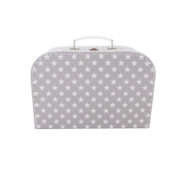 Sassandbell, zestaw 3 walizeczek, gwiazdki