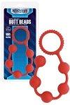 Menzstuff Butt Beads Red