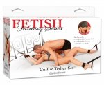 Ff Cuff and Teather Set