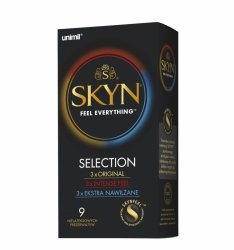 UNIMIL Skyn Selection 9 szt