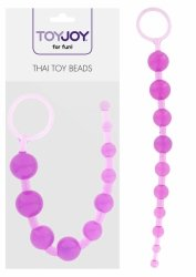 Thai Toy Beads Purple
