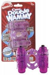 The Double Wammy Purple