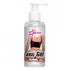 Sexystar Anal Gel - żel analny na bazie wody