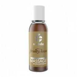 Swede Fruity Love Massage - owocowy żel do masażu 50 ml (wanilia - cynamon)