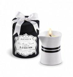Świeca do masażu Petits Joujoux Fine Massage Candles - A trip to Athens (duża)