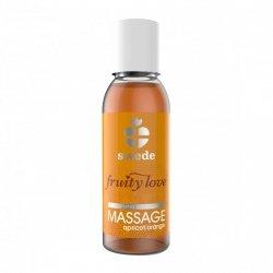 Swede Fruity Love Massage - owocowy żel do masażu 50 ml (morela - pomarańcza)
