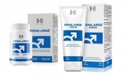 Zestaw Penilarge - kapsułki + krem na powiększenie penisa
