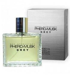 Phero-Musk Grey 100 ml – perfumy z feromonami - męskie