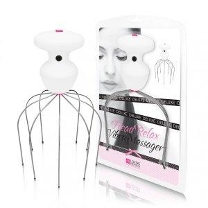 LoversPremium Head Relax Vibra Massager Deluxe - wibrujący masażer głowy