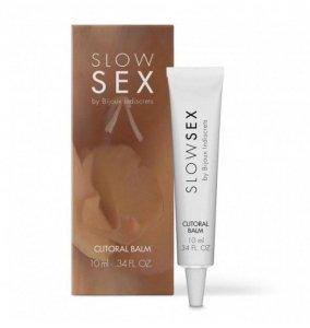 Bijoux Indiscrets Slow Sex Clitoral Balm - lubrykant rozgrzewający