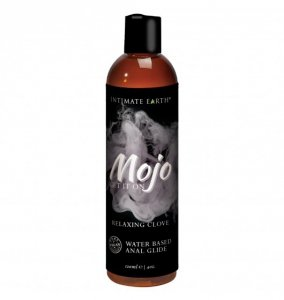 Intimate Earth Mojo Waterbased Anal Relaxing Glide 120ml - lubrykant analny na bazie wody