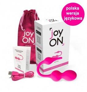 Kulki gejszy Joy ON Kehel Exerciser (różowy)