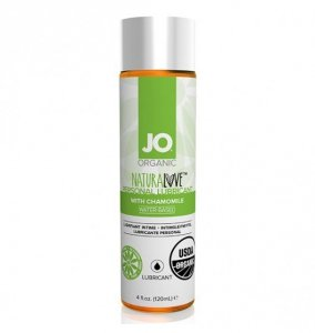 System JO Organic NaturaLove Lubricant 120 ml - lubrykant na bazie wody