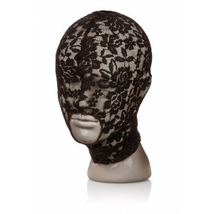 Scandal Lace Hood - sex maska koronkowa
