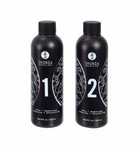 Shunga - Exotic Fruits Massage Gel 2 x 250 ml