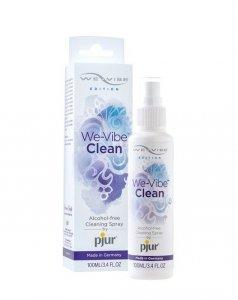 Lubrykant pjur - We-Vibe Clean 100 ml do czyszczenia gadżetów erotycznych