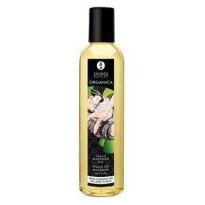 Shunga Natural Organica Massage Oil 250 ml - olejek do masażu