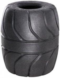 Perfect Fit SilaSkin Ball Stretcher 50 mm - pierścień na jądra (czarny)
