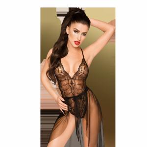 Penthouse Best foreplay body S/M (czarny)