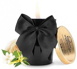 MELT MY HEART Aphrodisia Scented Massage Candle - świeca do masażu (róża, jagodnik wonny, jaśmin, przyprawy)