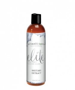 Intimate Earth - Elite Shiitake Silicone Glide 60 ml -żel silikonowy