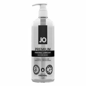 System JO Premium Silicone Lubricant 480 ml - lubrykant na bazie silikonu