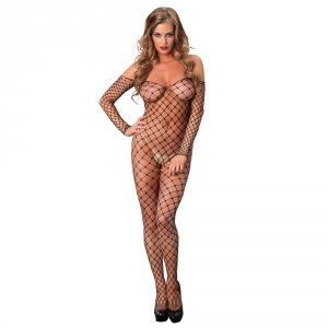 Leg Avenue Bodystocking bez ramion