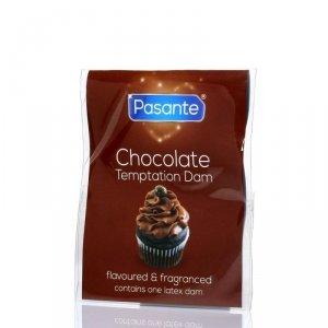 Pasante Chocolate Tempation Bulk - Prezerwatywy smakowe (144 szt.)
