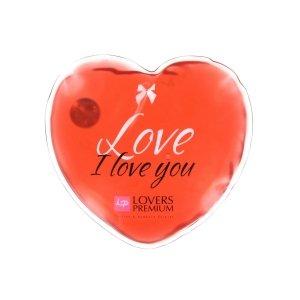 LoversPremium Hot Massage Heart Xl Love - serduszko do masażu
