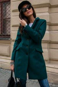 Roco Fashion 0012 płaszcz 46 (zielony)