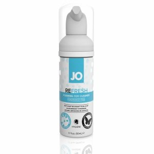 System Jo Refresh Foaming Toy Cleaner 50 ml - środek czyszczący