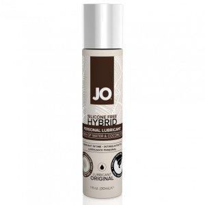 System JO Silicone Free Hybrid Lubricant Coconut 30 ml - lubrykant na bazie wody