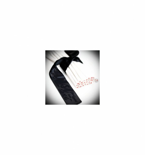 Szarfy do krępowania Bijoux Indiscrets - Silky Sensual Handcuffs