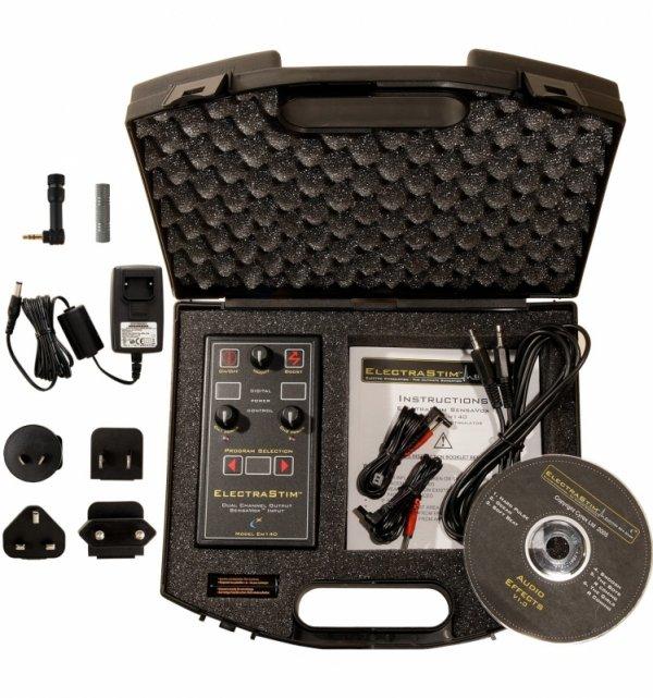 Zestaw do elektrostymulacji SensaVox EM-140