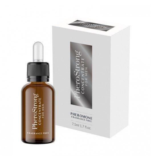 Medica Group PheroStrong Fragrance Free koncentrat 7,5ml - feromony męskie