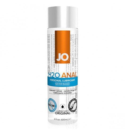 System JO Anal H2O Lubricant  120 ml - lubrykant analny na bazie wody