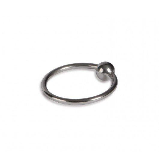 Titus Range Head Glans Ring 28mm - pierścień erekcyjny z kulką