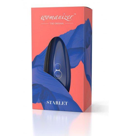 Womanizer Starlett 2 Sapphire - masażer łechtaczki (niebieski)