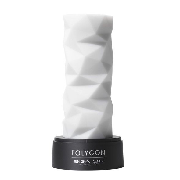 Masturbator Tenga 3D Polygon - masturbator analny