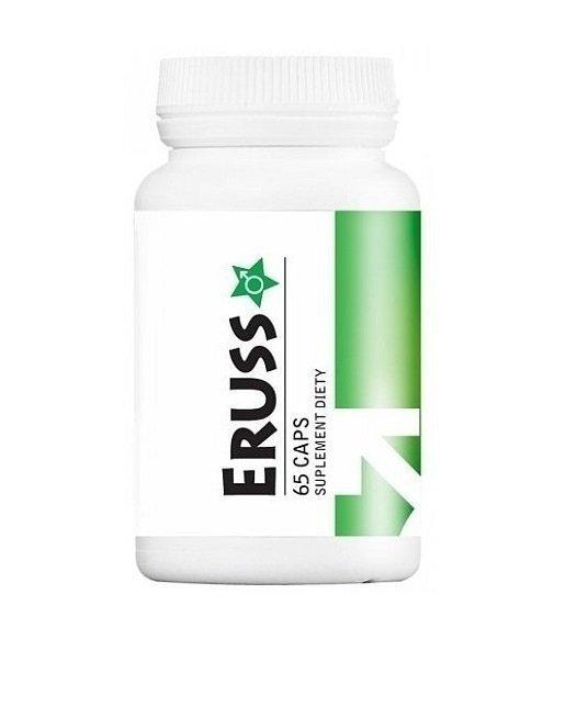 Eruss – 65 kapsułek (tabletek) na potencję u mężczyzn