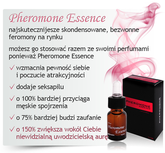 Pheromone Essence 7,5ml – feromony damskie