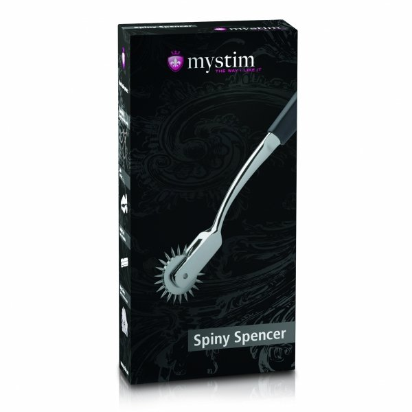 MyStim Spiny Spencer - metalowe ostrogi do BDSM