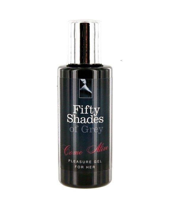 Fifty Shades of Grey - Come Alive - lubrykant na bazie wody