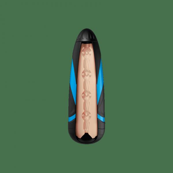 Satisfyer Sleeve Men One Pressure Spiral - rękaw masturbacyjny