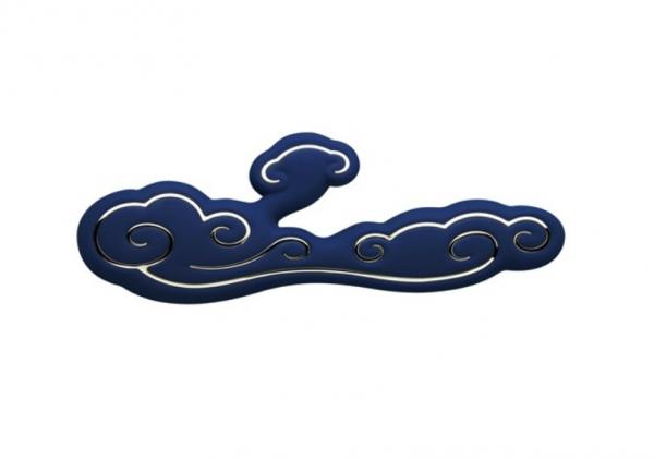 AVE Alto - Wibrator Króliczek (niebieski)
