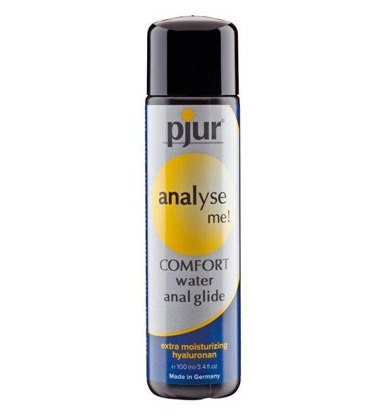 pjur Analyse Me! comfort water anal glide 100 ml - żel analny na bazie wody