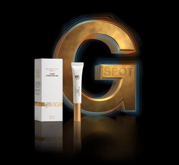 YesForLov G-spot stimulating gel 10g - żel stymulujący dla kobiet