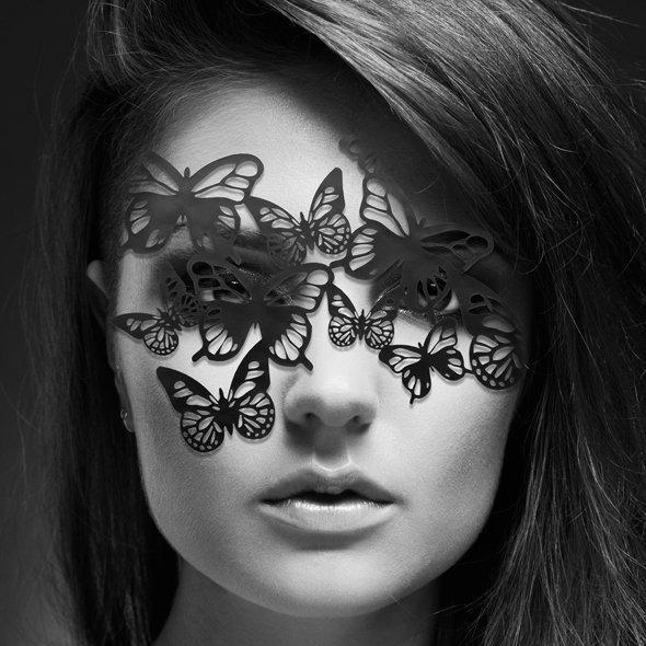 Bijoux Indiscrets - sex maska Sybille