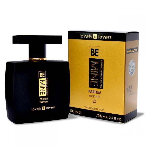 LOVELY LOVERS BeMINE 100ml parfum WOMAN - perfumy z feromonami dla kobiet