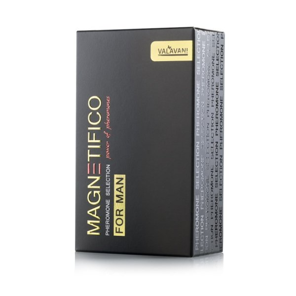 MAGNETIFICO SELECTION perfumy z feromonami 100ml - męskie